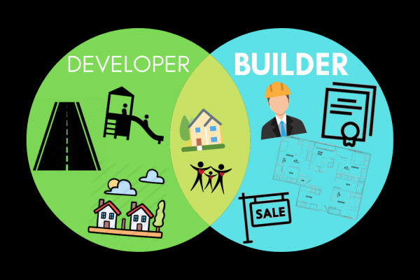 The Difference Between a Developer and a Home Builder